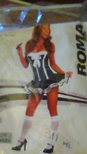 """""""SEXY MAID"""" COSTUME.BY ROMA, SIZE MEDIUM/LARGE. NEW CONDITION."""