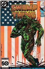 Swamp Thing #44 Alan Moore Story VG- 3.5 1985 DC See My Store