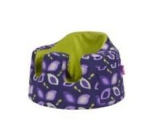 Bumbo seat cover - purple birds