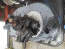 VW beetle air cooled engine fan housing twin port