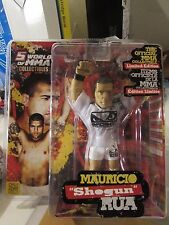 "Round 5 World of MMA Collectibles Mauricio ""Shogun"" Rua Series 4 w/shirt"
