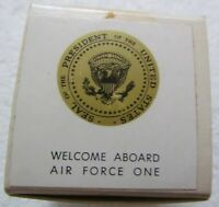 AIR FORCE ONE PRESIDENTIAL GOLF  BALL IN SINGLE GOLF BALL BOX  JIMMY CARTER ERA