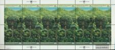 UN - New York 547-548Klb Sheetlet MNH 1988 Save the Forest