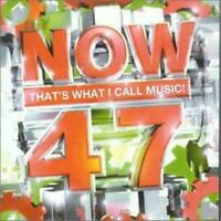 Various Artists : Now Thats What I Call Music! 47 2 CD FREE UK Postage
