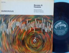 New Concert orchestra Boosey & Hawkes ORIG UK LP Humorous EX 72 Background music