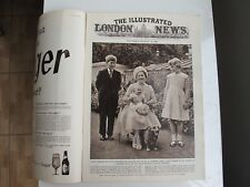 The Illustrated London News - Saturday August 13, 1960