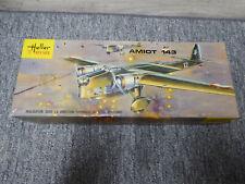 Maquette vintage Heller - Amiot 143 au 1/72