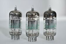 3x Vintage Audio Vacuum Tube SYLVANIA Mil Spec. 5751 WA STRONG Gm Matched
