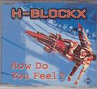 H-BLOCKX - how do you feel CD single