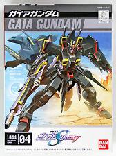 Bandai Seed Destiny 04 Gaia Gundam 1/144 scale kit 314246 (FJH-RY)
