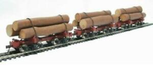 Via Narrow 0N30 For Way H0 scale Spectrum 27391 Mining Cars Set Of