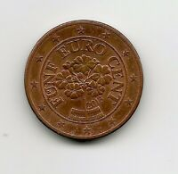 World Coins - Austria 5 Euro Cents 2013 Coin KM# 3084