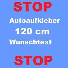 120cm Wunschtext Aufkleber Auto Geschäftsaufkleber Autoaufkleber Klebefolie