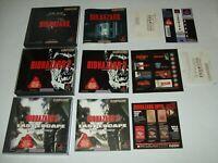 Resident Evil Bio Hazard 3+2+1 Lot PlayStation 1 PS1 NTSC-J CAPCOM Japan import