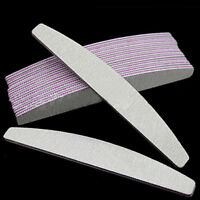 Nail Art Care Sanding Buffer Buffing Manicure Acrylic Gel File Tool 4pcs Grit