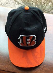 Women's Cincinnati Bengals NFL Nre ERA Adjustable 9TWENTY TEAM LOGO HAT/ Cap