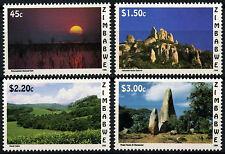 Zimbabwe 1996 SG#928-931 Scenic Views MNH Set #D50868