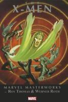 Marvel Masterworks - The X-Men Paperback Roy Thomas