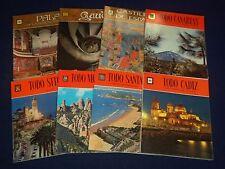 1970'S - 1980'S ESCUDO DE ORO TODO TODA SPANISH GUIDES LOT OF 37 - O 2305