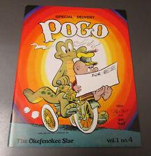 1979 Waly Kelly POGO Okefenokee Star v.1 #4 FVF