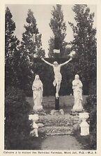 Calvaire Maison des Retraites Fermées MONT JOLI Quebec 1930-40s Henderson M.J.8