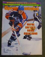 Sports Illustrated Wayne Gretzky Terry Cummings Red Auerbach Feb 15 1982