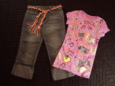 NWT Girls Wholesale Summer Lot Clothes Shorts Shirts 8