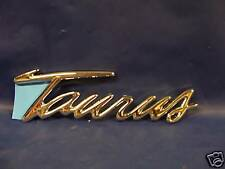 1997-1999 Ford Taurus Sedan Nameplate