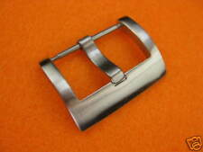 made for Panerai 24 mm Brush Sq New 24mm 316L Swiss Heavy Duty Stainless Buckle