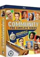 Lowest Price on ebay COMMUNITY: Complete Series - Blu Ray NEW SEALED 12 DISC SET
