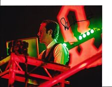 CHASE AND STATUS WILL KENNARD SIGNED IN CONCERT 8X10