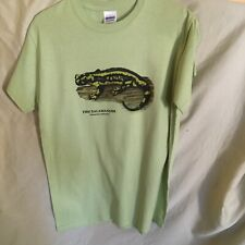 Fire Salamander Amphibian T-shirt Free S&H Adult Sizes S-M-L-Xl