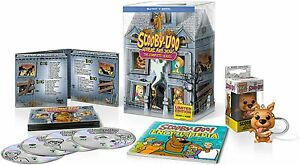 Scooby-Doo, Where Are You! Complete Series 50 Anni Limited Edition Blu-ray RB