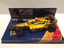 1/43 Minichamps - Jordan Mugen Honda - Test Car Suzuka (HHF) - H.-H. Frentzen