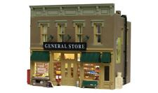 Woodland Scenics BR4925, N Scale, Built-Up, Lubener's General Store Building
