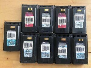Lot of 9 Battery for Vertex VX-260 VX-261 EVX-530 EVX-531 EVX-534 EVX-539 VX-456