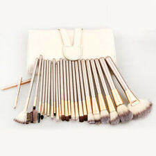Foundation Eyeshadow Professional Make up Brushes Set Tool Makeup Kit Luxury Bag