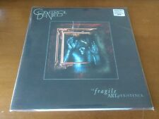 CONTROL DENIED The Fragile Art of Existence 2xLP Blood Red + Cyan Blue Merge