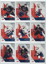 2018-19 Regina Pats (WHL) complete 24 card team set