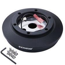 Racing Aluminum Steering Wheel Short Hub Adapter Boss Kit For Toyota SRK-121H