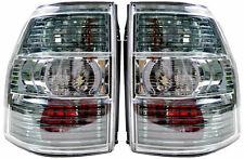 Pair of Tail Lights Mitsubishi Pajero 11/06-14 New NS/NT/NW 4D 07 08 09 10 12