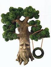 Fairy and Garden Gnome Tree - Enchanted Grandpa Miniature Tree