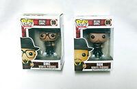 Funko Pop! Rocks RUN DMC - RUN #09 & DMC #10 Vaulted Retired