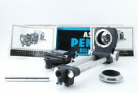 Asahi Pentax Bellows II & Slide Copier For M42 w/Box [Exc+] From Japan #677977