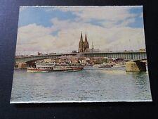 CPM Cologne sur le Rhin, Le Nouveau Pont de Deutz