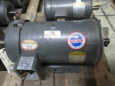 Baldor AC Drive M1707T 3 - 1-1/2 HP 1725/850RPM 460V 4.2/4.4A 184T Frame Used