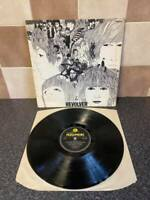 THE BEATLES REVOLVER 1966 MONO LP PARLOPHONE PMC 7009 VG