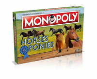 Horses and Ponies Monopoly Board Game