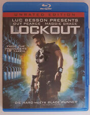 Lockout (Blu-ray Disc, 2012, Unrated)