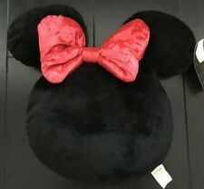 DISNEY MINNIE MOUSE Bow Cushion Pillow Primark Licensed
